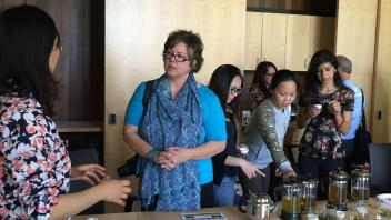 2015 Tea Tourism in China Workshop