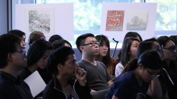 2017 Contemporary Chinese Painting Lecture by Prof. Panchao Zhao