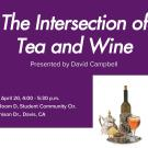 The Intersection of Tea and Wine